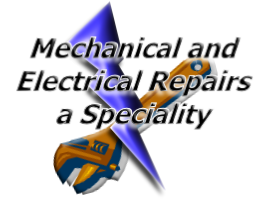 Mechanical and Electrical Repairs a Speciality